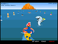 Игра: Гонки Surfers 1 - Flash приложение. Создано в Visualteam